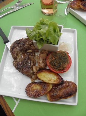 A Cote - Restaurant Pierrade : VIANDE