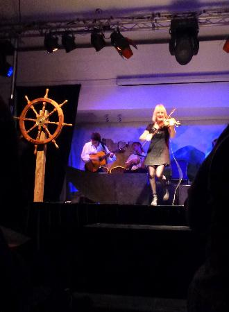 The Legend of Grainne Mhaol : An incredible fiddle player who has travelled with world on a fiddlestring.