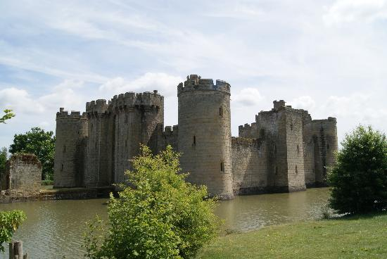Бодиам, UK: Bodiam Castle