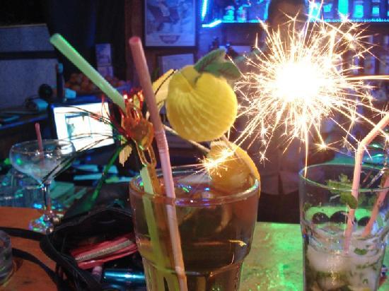 Anfora: Cocktails