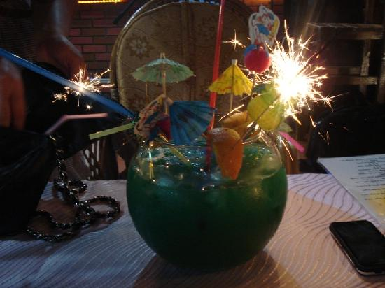 Anfora: Fishbowl!