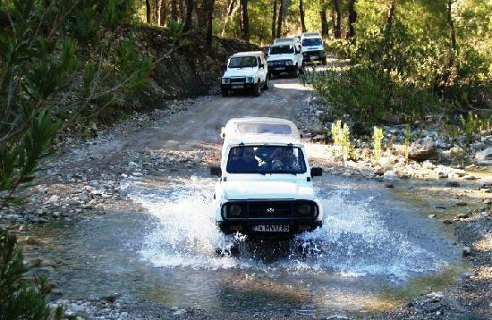VIGOTOUR Day Tours: Full Day Jeep Safari from Side