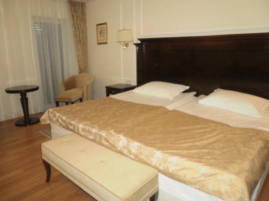 Hotel President Solin: Vista de la habitación
