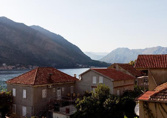 Vila Panonija: View from hotel balcony