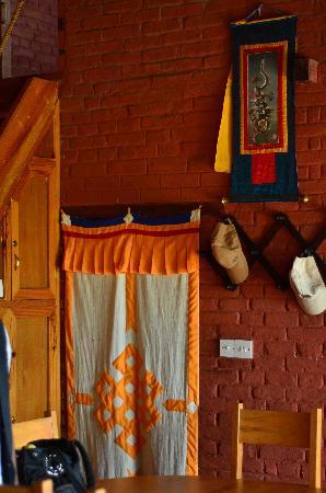 Shivapuri Heights Cottages: Inside Shivapuri Cottage