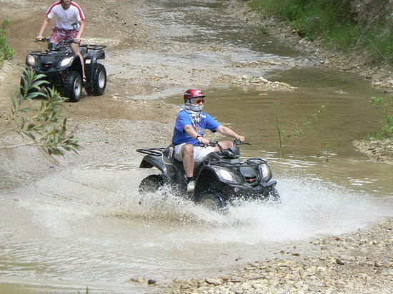 VIGOTOUR Day Tours: Quad Bike Safari tour in Side