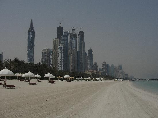One&Only Royal Mirage Dubai: Surreal - seclusion but with the metroplis in view