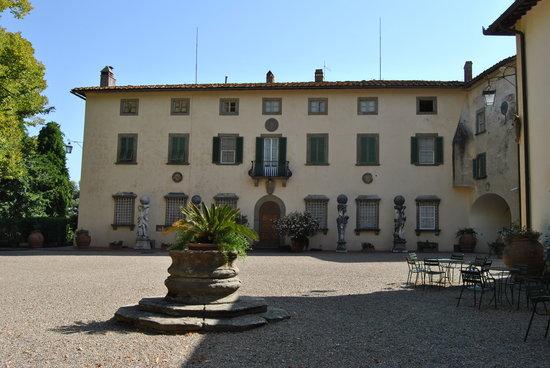 Carmignano, Italien: Villa Capezzana