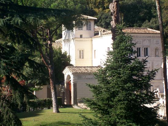 Foto de vatican gardens ciudad del vaticano paseo por for Jardines vaticanos