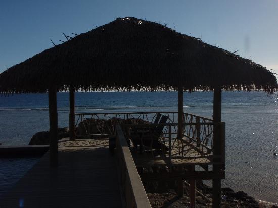Tadrai Island Resort: Poolside Cabana