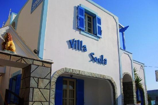 Villa Soula : ECCO L'HOTEL!
