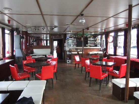 Eastern Comfort Hotelschiff: Lounge bar