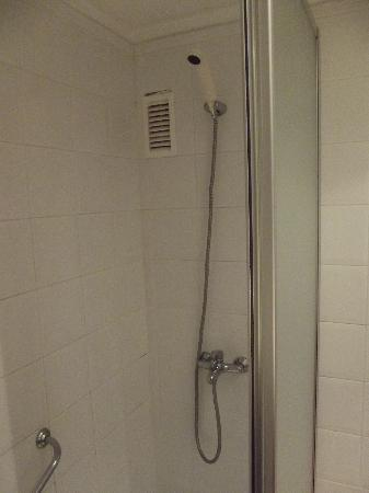 Apartamentos Dorotea: shower
