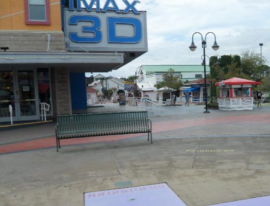 Broadway At The Beach Imax Theatre