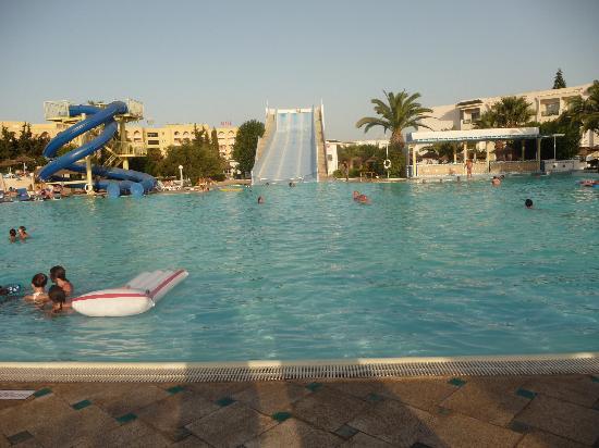 Soviva Resort: the main pool