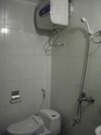 Ky Moi Hotel : Rest-room