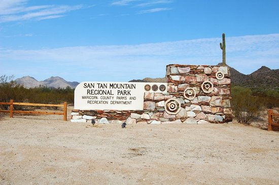 San Tan Mountain Regional Park