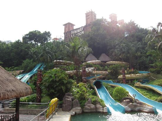 Sunway Resort Hotel & Spa: The Sunway Lagoon theme park