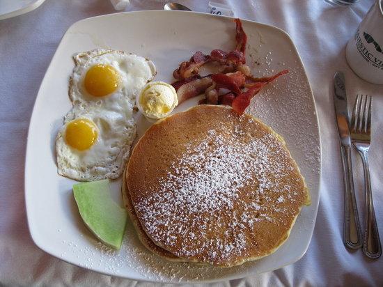 Arkansas Al's Steakhouse and Saloon: Sunny Side Eggs