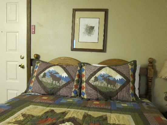 Alpine Motel: Queen bed