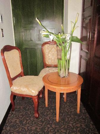 Aranwa Sacred Valley Hotel & Wellness: Security at Hotel