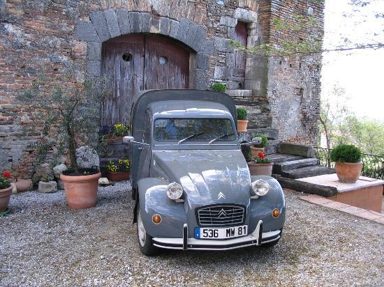 Cap de Castel : Hotel Wagen