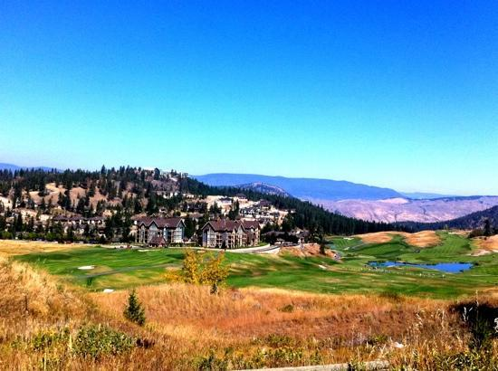 Predator Ridge Resort: Golf course and Resort