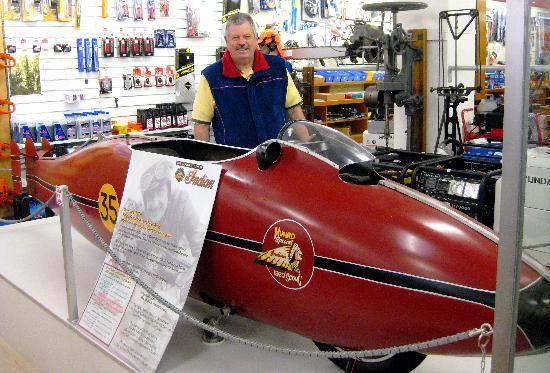 "Birchwood Manor Motel: ""The Worlds Fastest Indian""  Fantastic."