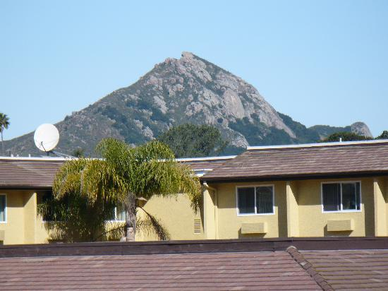 Inn at San Luis Obispo: Great view to wake up to