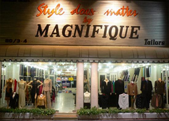 Magnifique Tailor: Shop in Patong