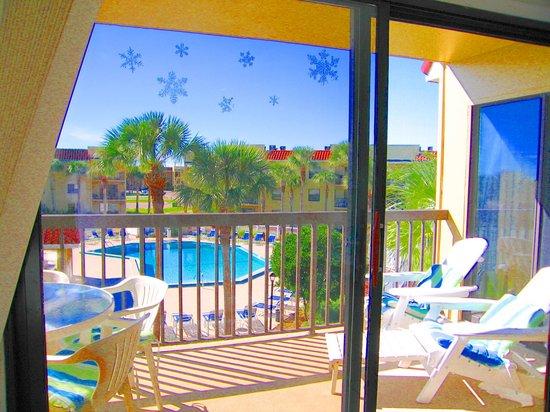 J32 Vacation Al Home Ocean Village Club Beachfront Complex St Augustine Fl Photo Anneflo