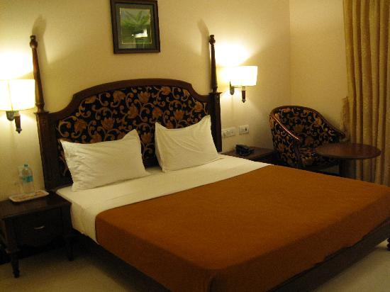 Grand Thekkady: Our Room - 105