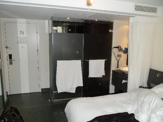 Bagno Aperto In Camera : Superior con bagno aperto foto di park hotel amsterdam