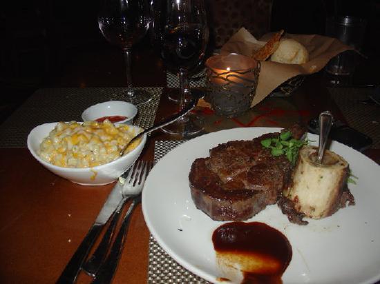 Voodoo Steak: My Ribeye...
