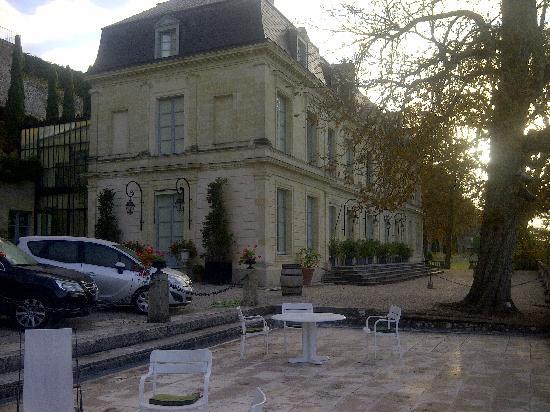 Domaine des Bidaudieres: Edificio principal