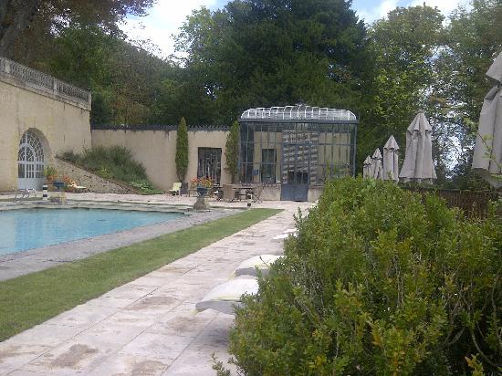 Domaine des Bidaudieres: La piscina