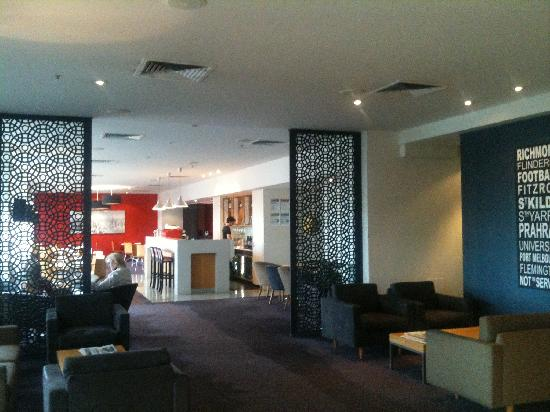 Mercure North Melbourne: cafe