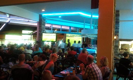 Bistro 2000 Restauant & sports bar in Kumköy area of Side