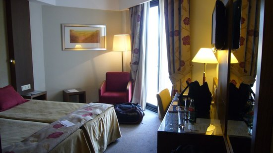 Hipotels Sherry Park : chambre