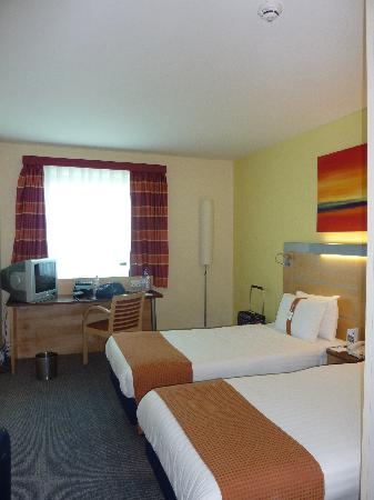 Holiday Inn Express Doncaster: Room