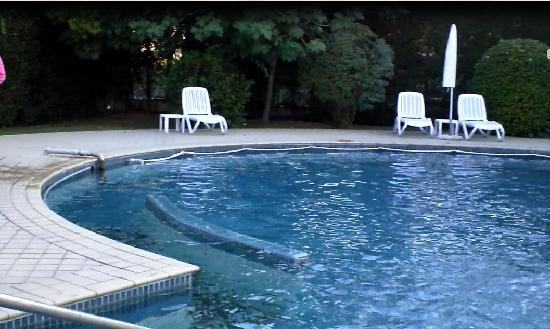 Hotel Grand Torino: piscina tonda