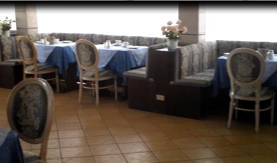 Hotel Grand Torino: sala colazioni