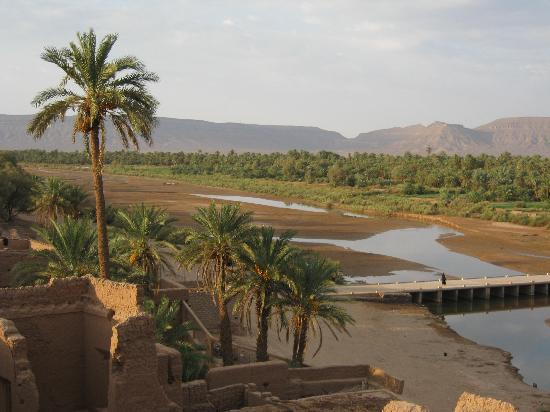Kasbah Toda Tinfou Zagora: la vallee
