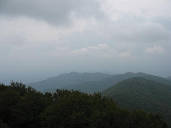 Brasstown Bald Mountain