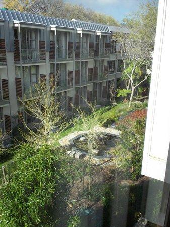 Vineyard Hotel: Room view
