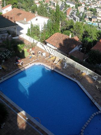 Hotel Can Fisa: pool