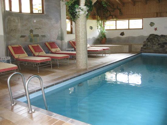 Hotel Die Sonne: Pool
