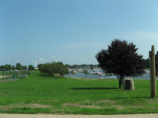 Mamaroneck Motel: nearby Harbor Island Park