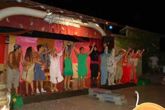 Gasponi, Italie : musical 2010