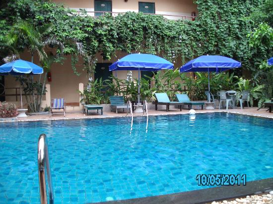 Opey de Place Hotel: hotel pool
